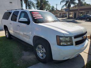 2007 Chevrolet Suburban LT for Sale in Santa Ana, CA