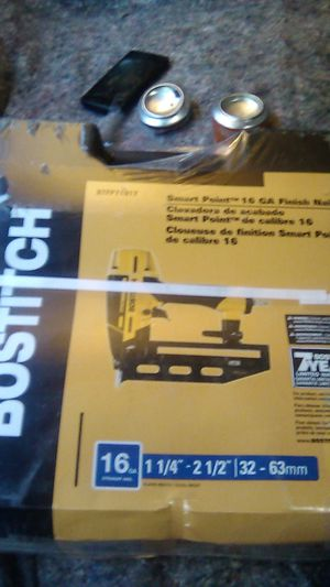Bostitch nail gun for Sale in Bakersfield, CA