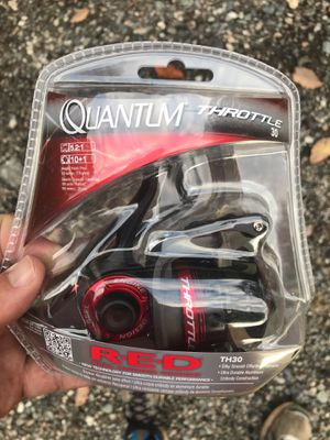Quantum open face fishing reel for Sale in Randleman, NC