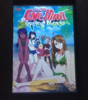 Anime Love Hina DVD for Sale in Providence, RI