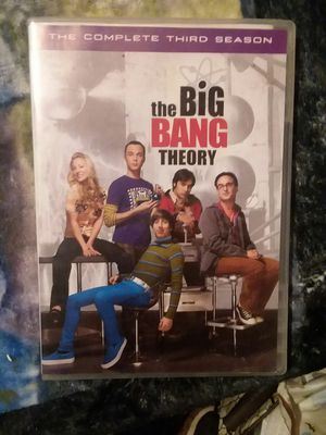 big bang theory season 3 for Sale in Jefferson City, MO