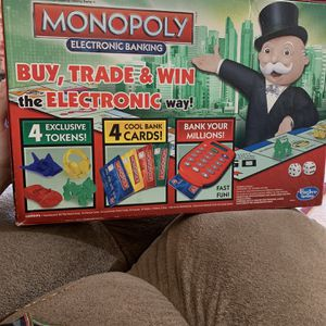 Monopoly Electronic Banking for Sale in Vienna, VA