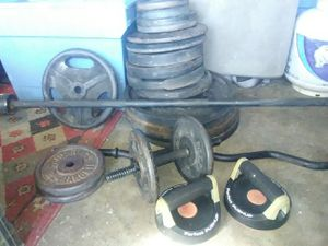 Variety Olympic weights for Sale in Anaheim, CA