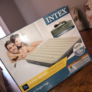 Intex air mattress for Sale in Nashville, TN