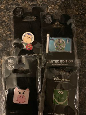 Toy story Disney pins for Sale in Kaysville, UT