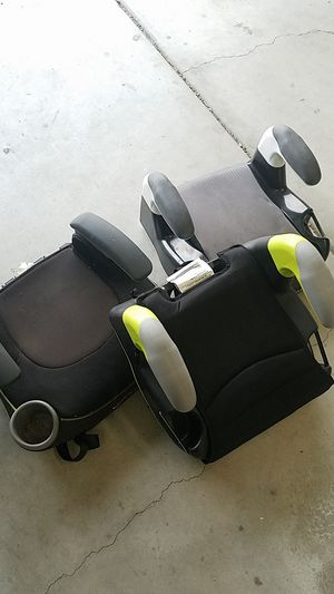 Booster seats for sale for Sale in Fontana, CA