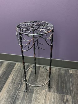 Metal Branch Side Table for Sale in Portland,  OR