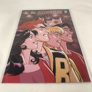 Archie #5 David Williams Variant Modern Archie 2016 for Sale in Los Angeles, CA