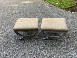 Drexel foot bench/ foot stools for Sale in Bothell, WA