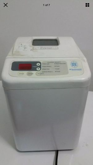 TOASTMASTER BREAD BOX BREAD MAKER MACHINE MODEL 1194 for Sale in Gaithersburg, MD