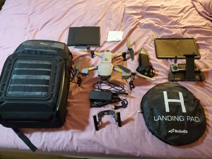 DJI MAVIC 2 PRO DRONE WITH ACCESSORIES & SAMSUNG GALAXY S6 TABLET for Sale in Pataskala, OH