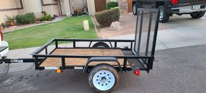 4 x 6 small utility trailer for Sale in Avondale, AZ