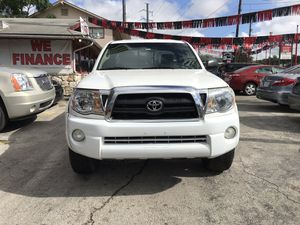 2005 Toyota Tacoma Prerunner for Sale in San Antonio, TX