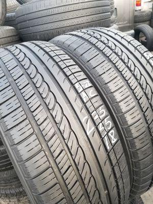 235/55-18 #2 tires for Sale in Alexandria, VA