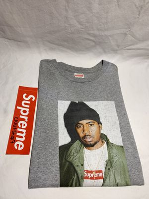 Supreme nasty nas tee size L for Sale in Hatfield, PA
