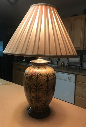 Vintage lamp for Sale in Spring, TX