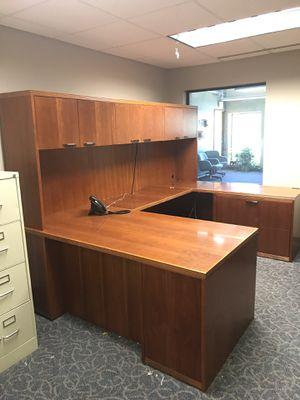 Large Executive Desk for Sale in Wichita, KS