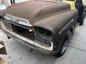 58-59 Chevy 3100 truck parts for Sale in Lawndale, CA