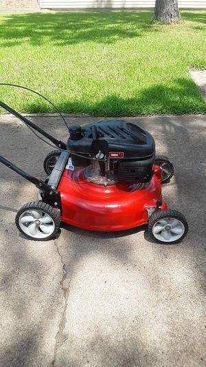 MTD 139cc push Lawn Mower for Sale in Missouri City, TX