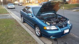 2002 nissan sentra SE-R for Sale in Bowie, MD