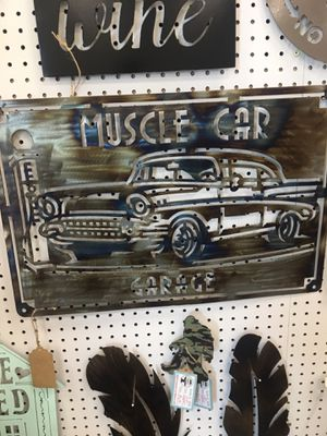 Metal muscle car for Sale in Fort McDowell, AZ