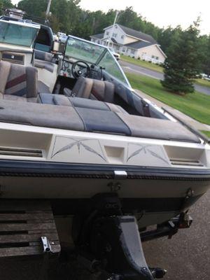 1988 ebbtide 170 montego for Sale in East Gull Lake, MN