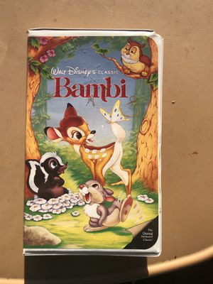 Walt Disney's Bambi for Sale in Lewisville, TX