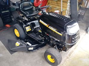 """Yard Machine Automatic Transmission Riding Lawn Mower 46""""Cut for Sale in Mount Plymouth, FL"""