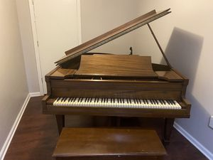 Estey Grand Piano, excellent conditions for Sale in Lawrence Township, NJ
