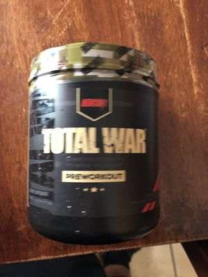 Total war pre work new sealed for Sale in Coolidge, AZ