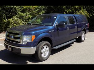 2013 Ford F-150 XLT for Sale in Poulsbo, WA