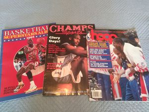 Basketball magazines from 90s for Sale in Knoxville, TN