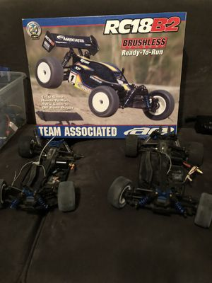 Team associated 18th scale lot for Sale in Garner, NC
