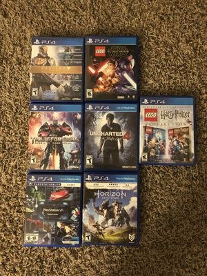 Ps4 games for Sale in Provo, UT