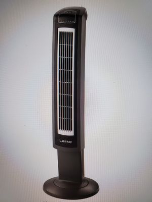 Lasko 42 in. Electronic Oscillating Tower fan for Sale in Columbia, SC