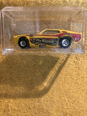 Hot Wheels Cha Cha Muldowney 1/64 Diecast for Sale in Palmdale, CA