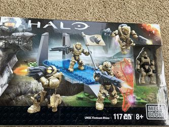 Mega Bloks Construx Halo CNK25 UNSC Fireteam Rhino *Factory New Sealed* Toy for Sale in Issaquah,  WA