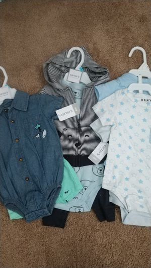 New baby boy outfits for Sale in Chula Vista, CA