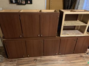 Top kitchen cabinets for Sale in Del Valle, TX