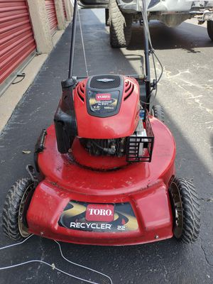 Toro lawn mower for Sale in Fort Worth, TX