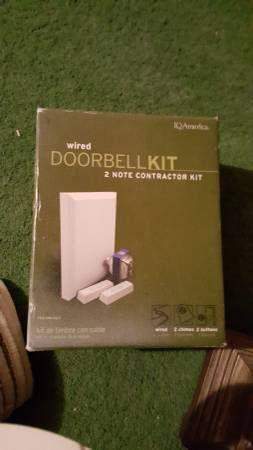 Door Bell kit wired for Sale in Las Vegas, NV