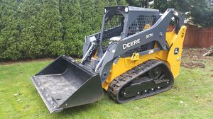 John deere 317G used 520hrs for Sale in Bothell, WA