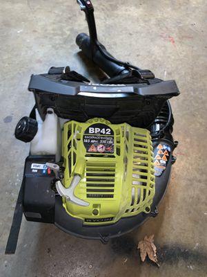Ryobi backpack leaf blower for Sale in Columbus, OH