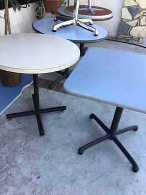 Small Round Tables for Sale in Baldwin Park, CA