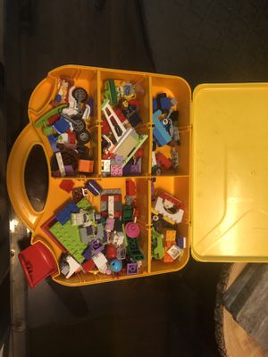 LEGO and figures for Sale in Carver, MA