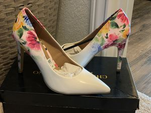 Floral heels for Sale in Houston, TX