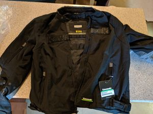 Set of 3 motorcycle riding jackets for Sale in Beverly, MA
