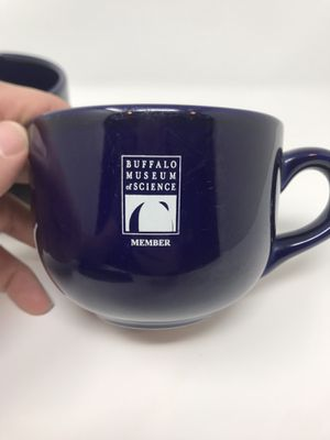Buffalo Science Museum Set of Coffee Mug Cup for Sale for sale  Getzville, NY
