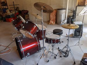 Sound Percussion Drum Set for Sale in Portage, MI