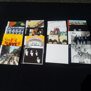 The Beatles cd collection for Sale in Gardena, CA